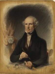 James Barton Longacre (self portrait)